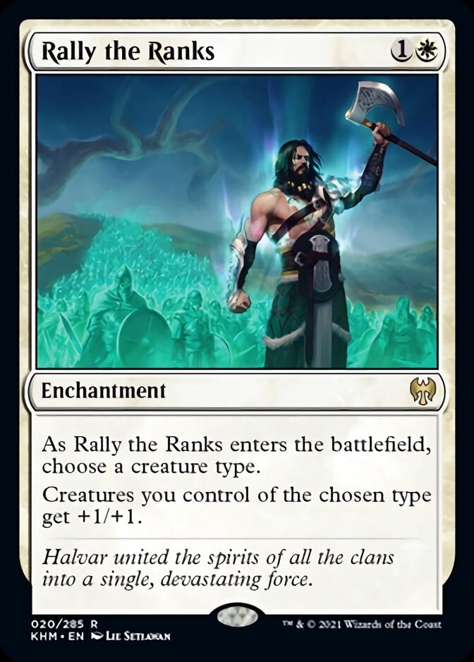 Rally the Ranks [KHM]