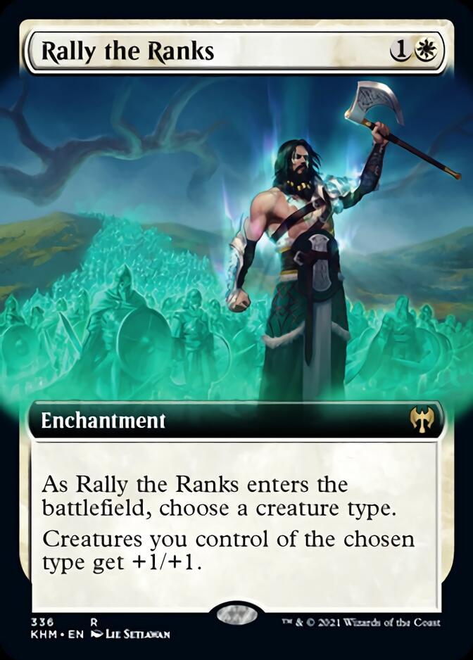 Rally the Ranks <extended> [KHM]