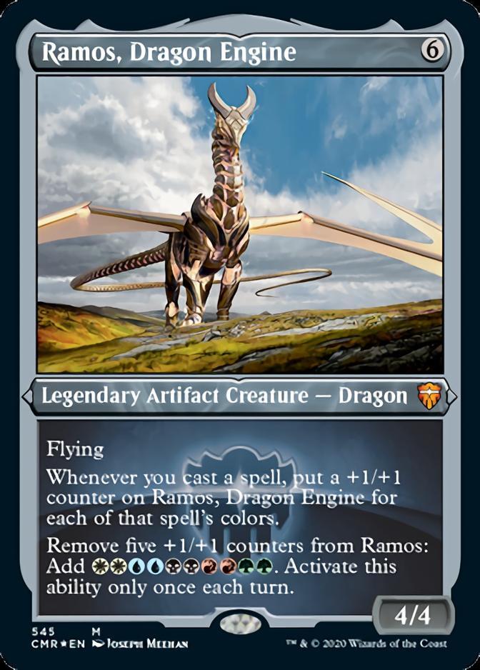 Ramos, Dragon Engine [PCMR] (F)