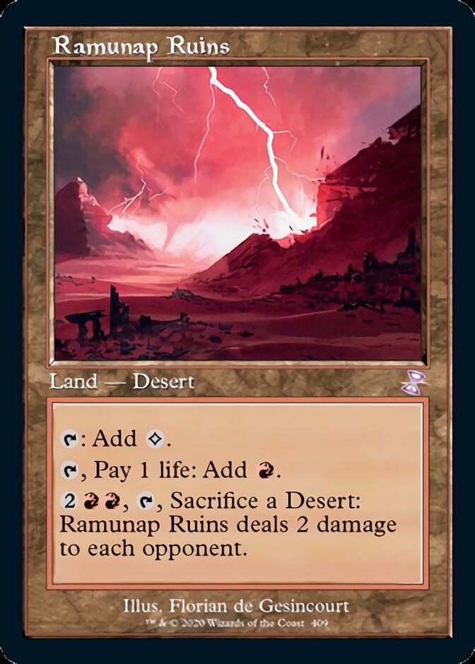 Ramunap Ruins <timeshifted> [TSR]