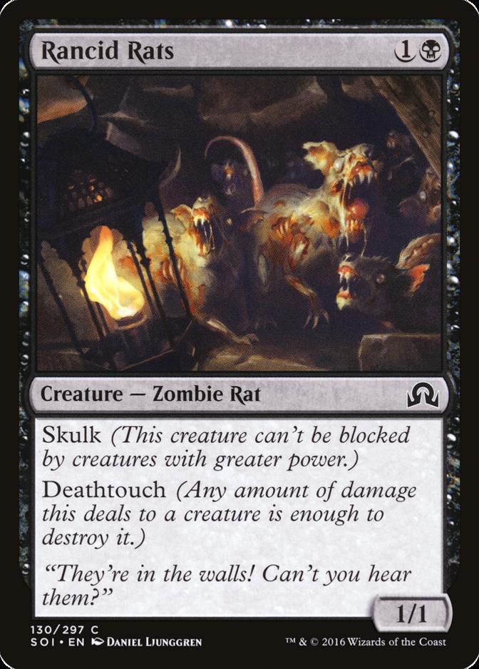 Rancid Rats [SOI] (F)