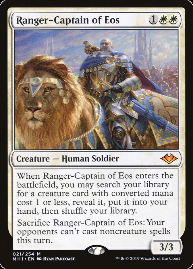 Ranger-Captain of Eos [MH1]