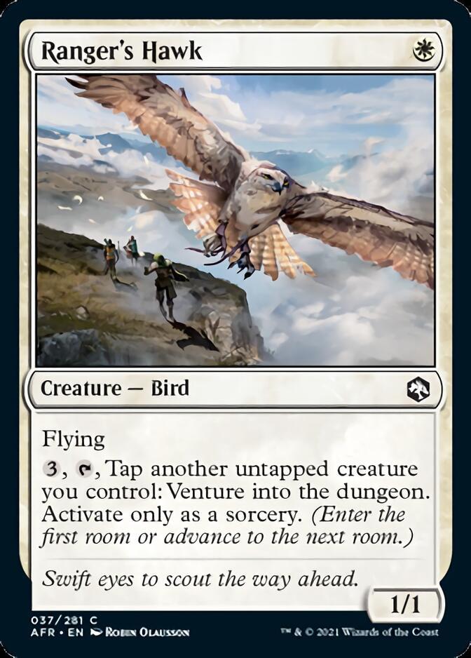 Ranger's Hawk [AFR]