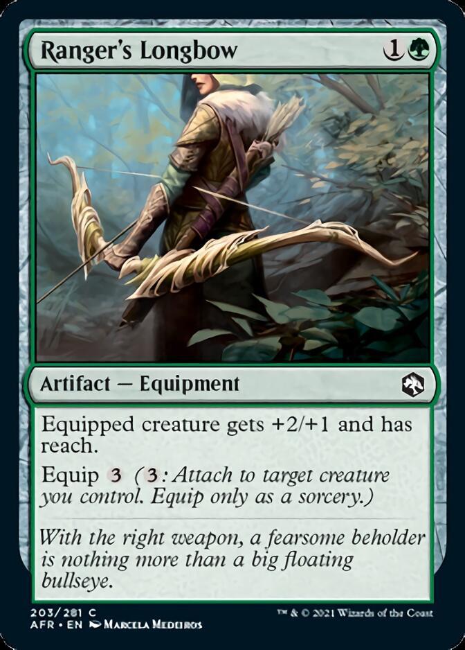 Ranger's Longbow [AFR]