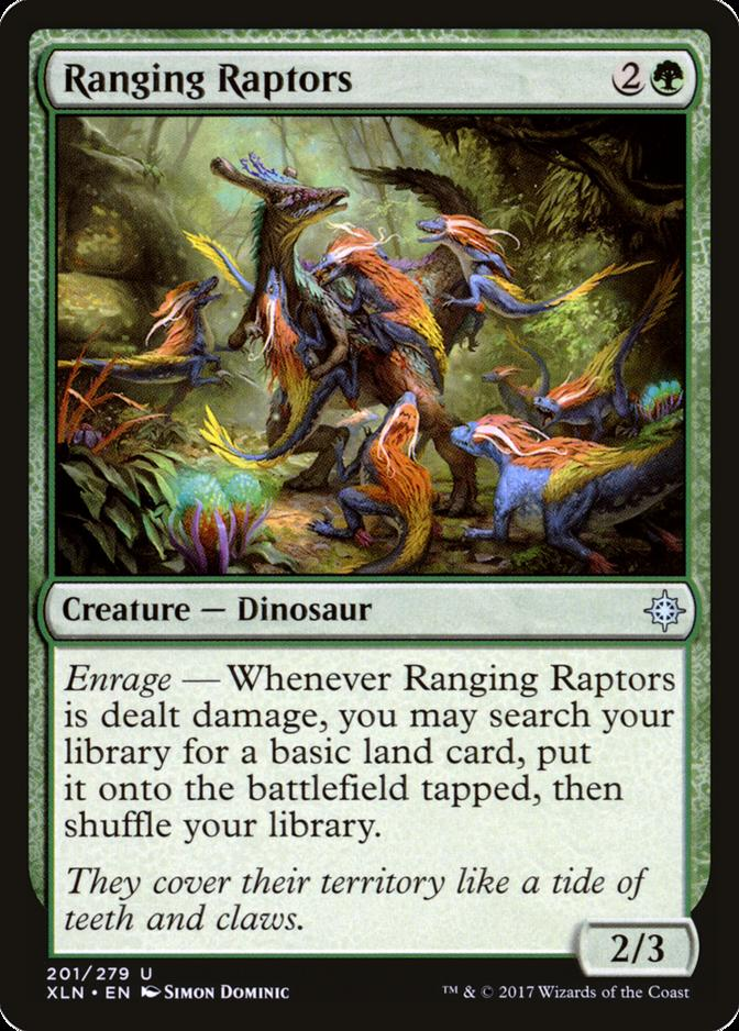 Ranging Raptors [XLN]