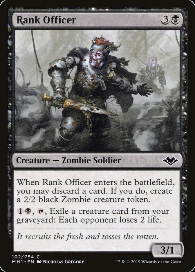 Rank Officer [MH1]