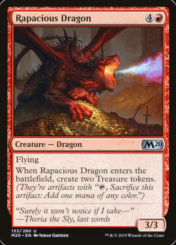 Rapacious Dragon [M20]