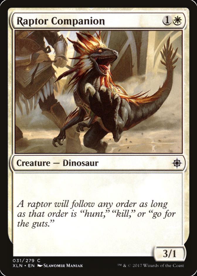 Raptor Companion [XLN]
