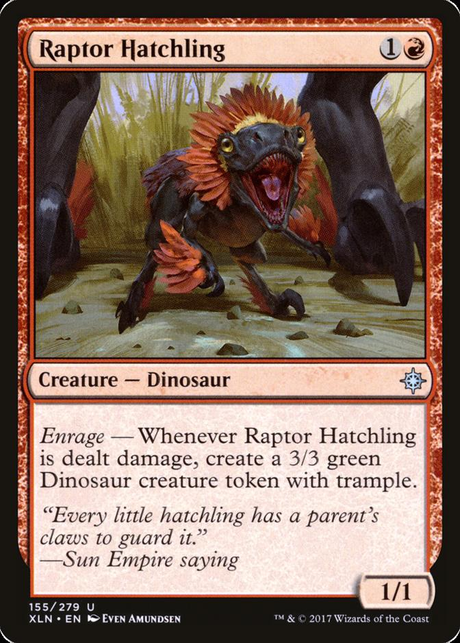 Raptor Hatchling [XLN]