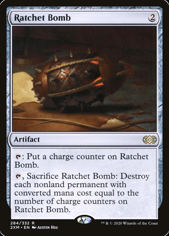 Ratchet Bomb [2XM]