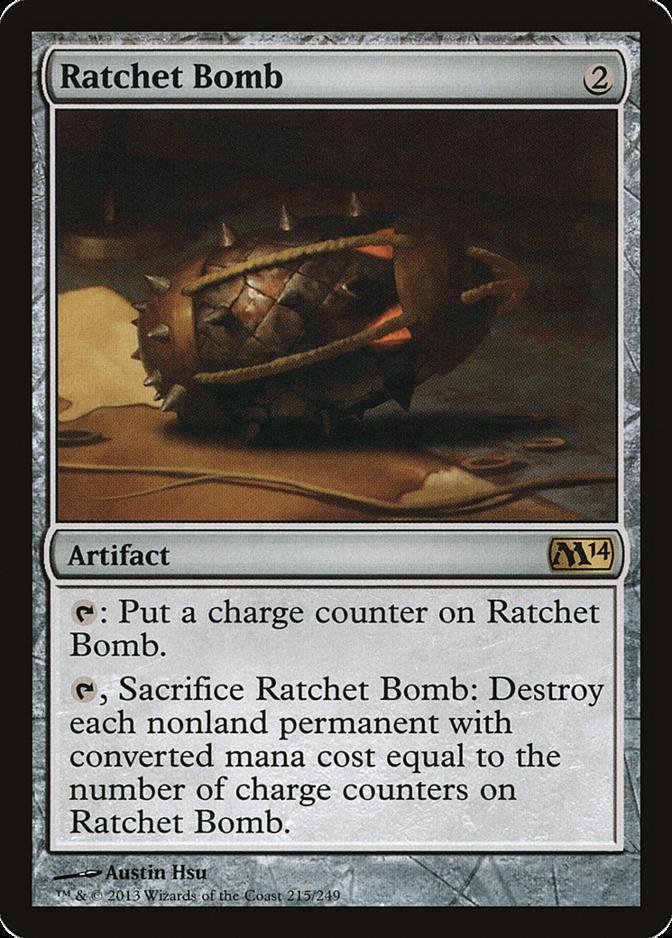 Ratchet Bomb [M14]