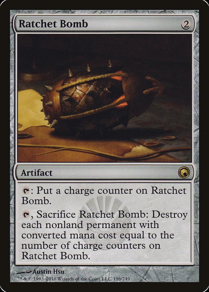 Ratchet Bomb [SOM]