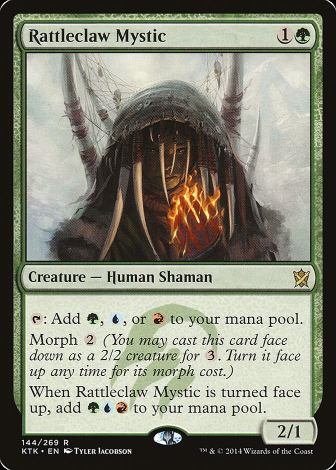 Rattleclaw Mystic [KTK]