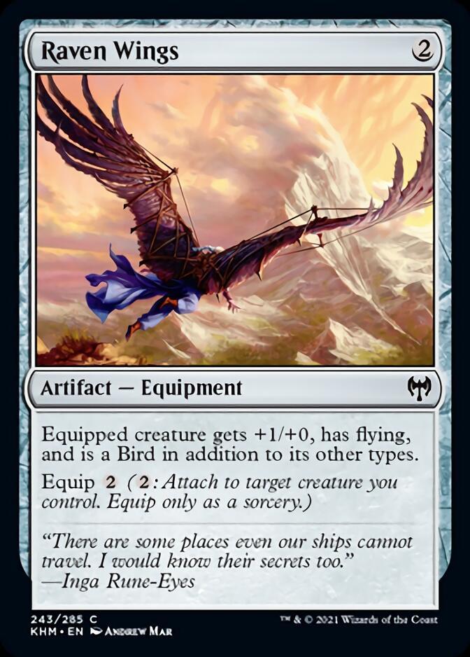 Raven Wings [KHM]