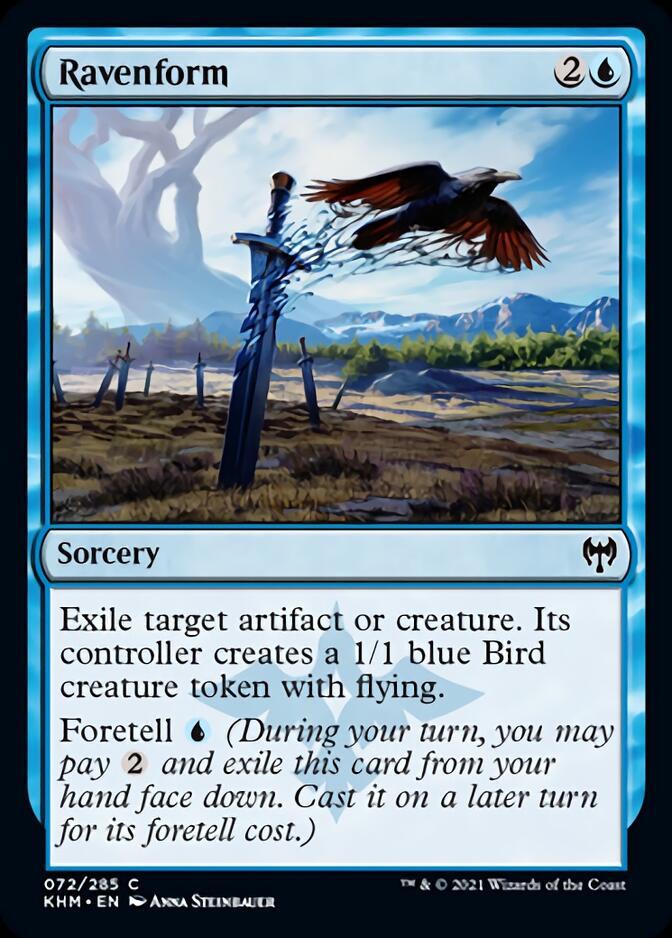 Ravenform [KHM]