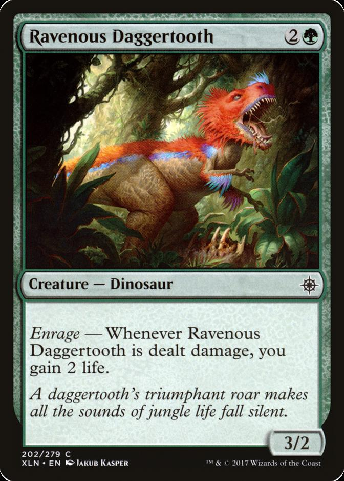 Ravenous Daggertooth [XLN]