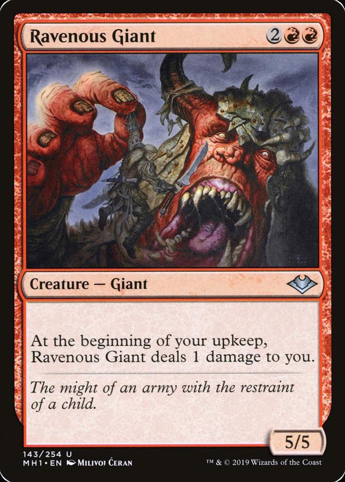 Ravenous Giant [MH1]