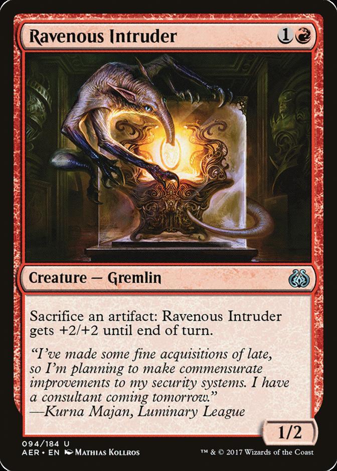 Ravenous Intruder [AER]