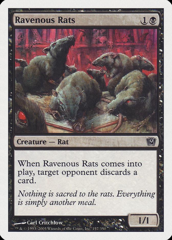 Ravenous Rats [9ED]