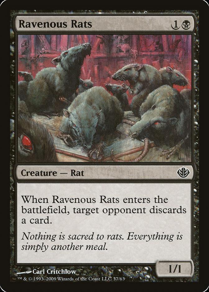 Ravenous Rats [DDD]