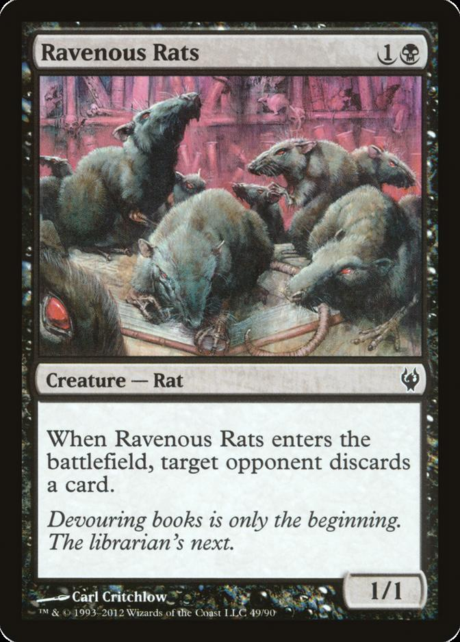 Ravenous Rats [DDJ]