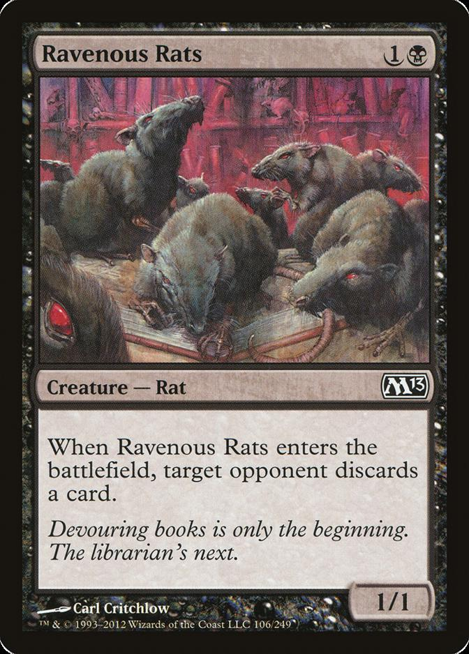Ravenous Rats [M13]