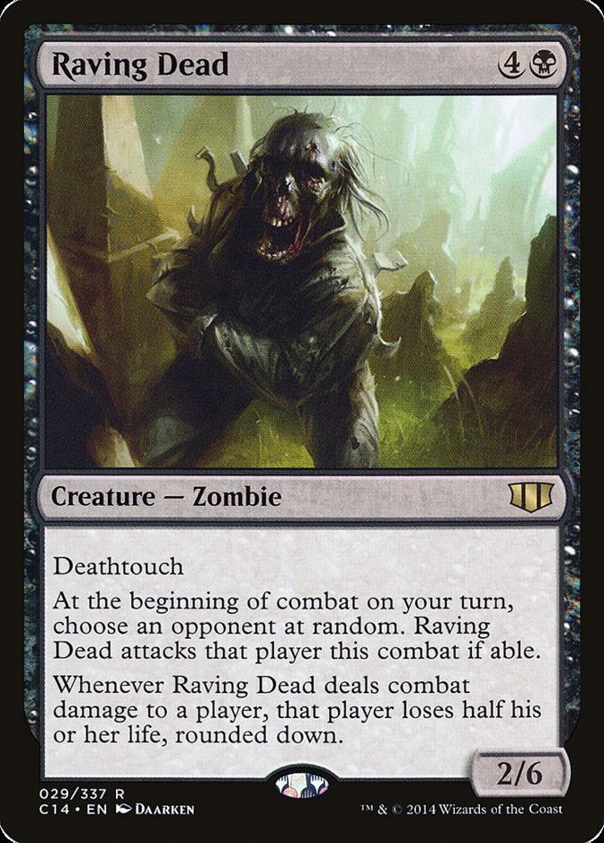Raving Dead [C14]