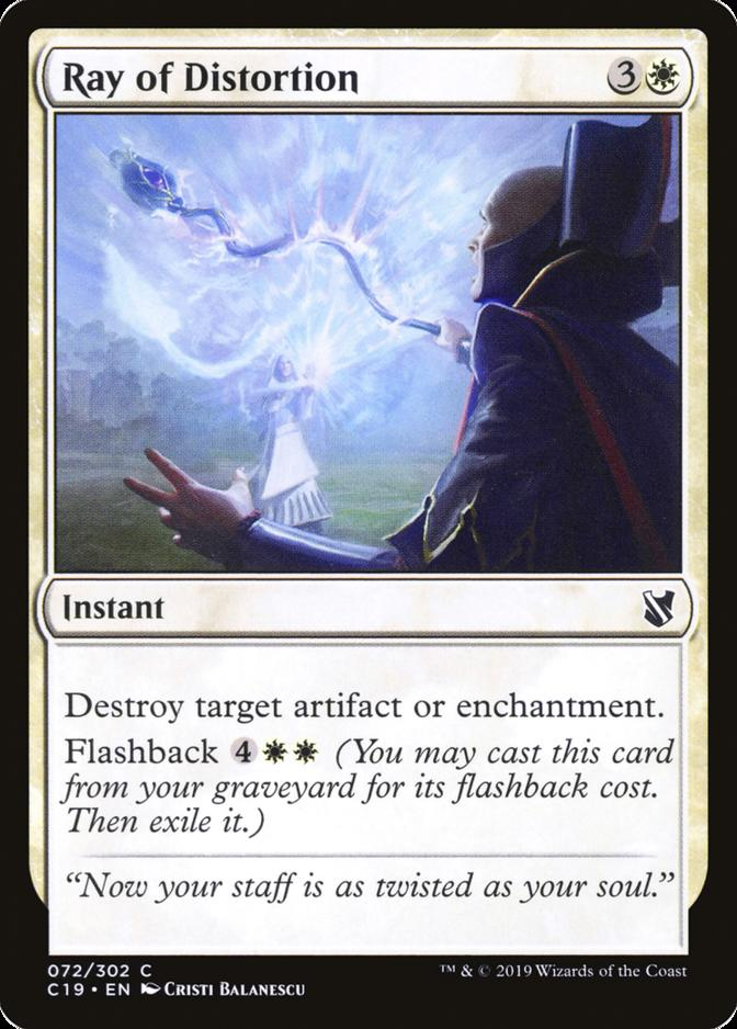 Ray of Distortion [C19]