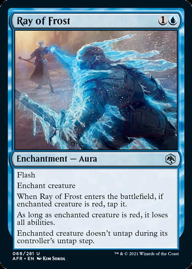 Ray of Frost [AFR]