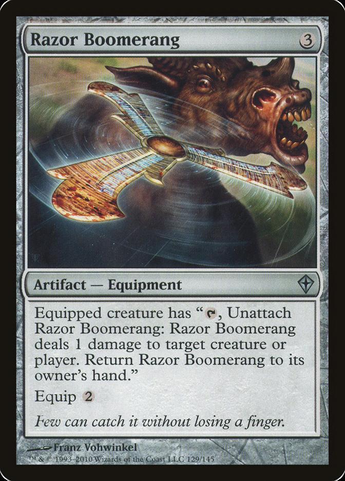 Razor Boomerang [WWK] (F)