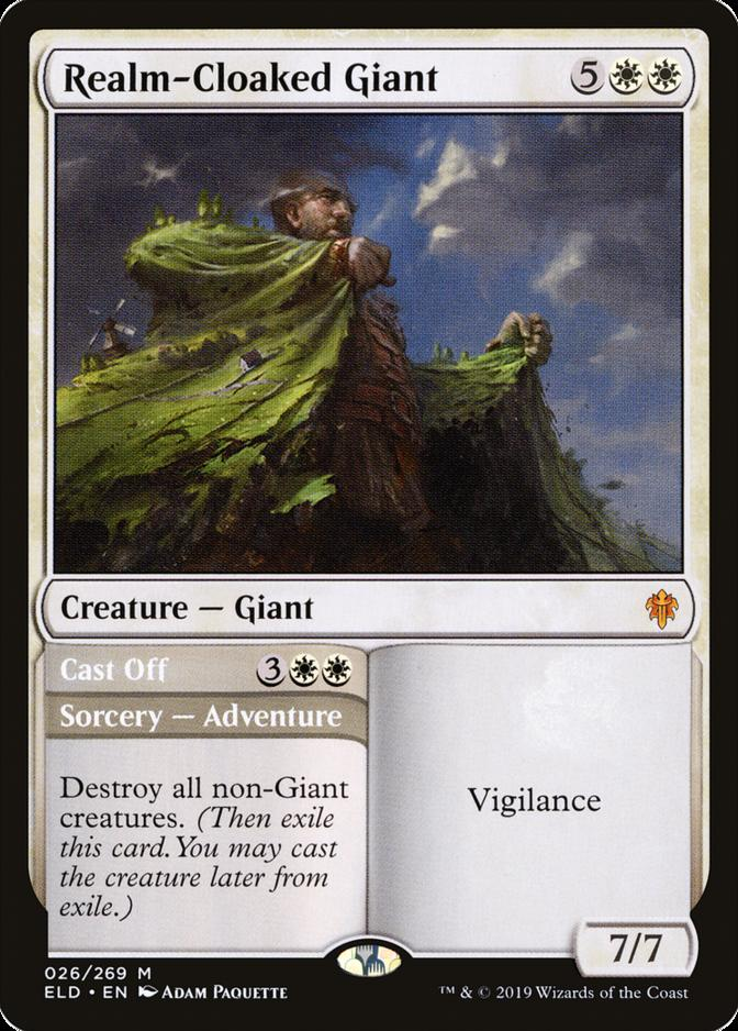 Realm-Cloaked Giant [ELD]