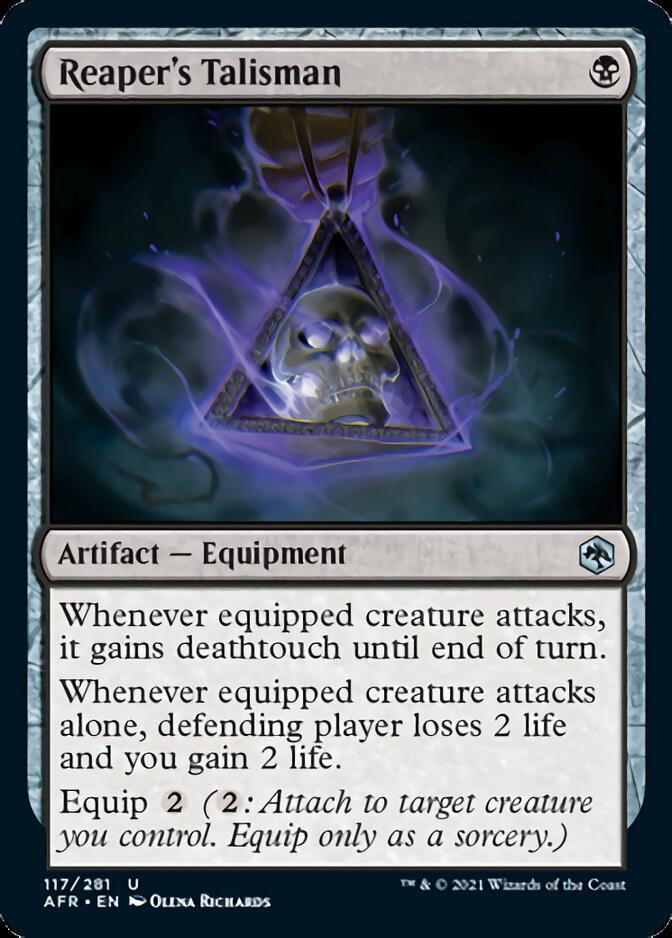 Reaper's Talisman [AFR]