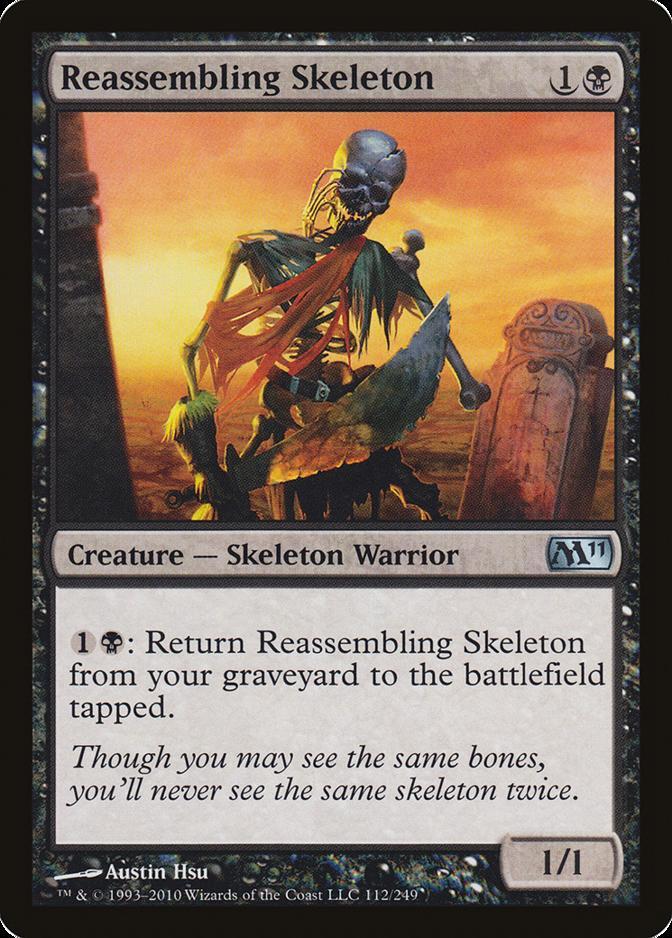 Reassembling Skeleton [M11]