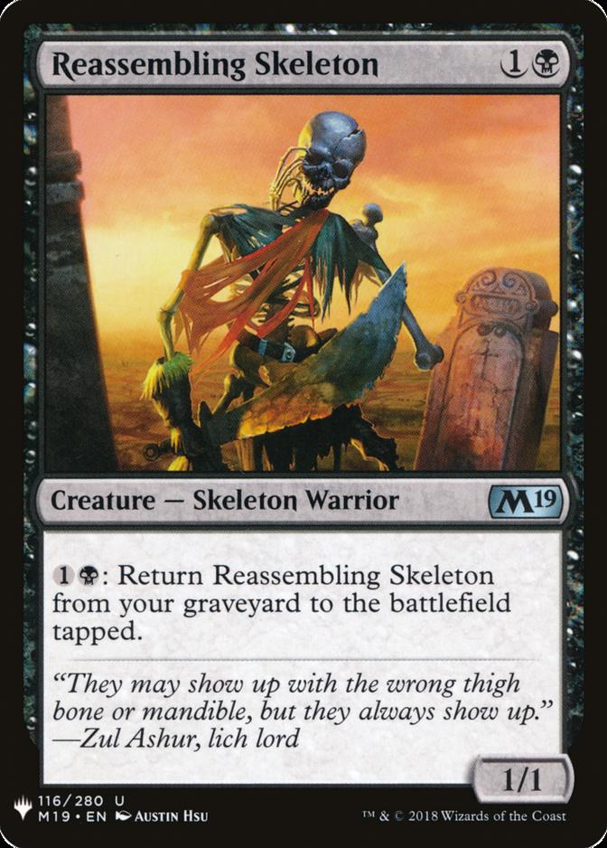 Reassembling Skeleton [MB1]