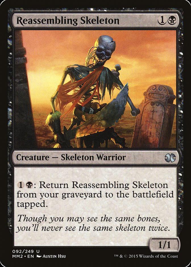 Reassembling Skeleton [MM2]