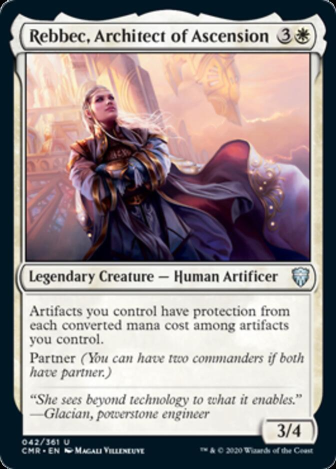 Rebbec, Architect of Ascension [CMR]