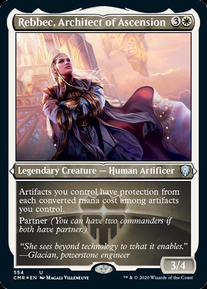 Rebbec, Architect of Ascension [PCMR] (F)
