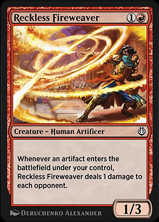 Reckless Fireweaver [KLR]