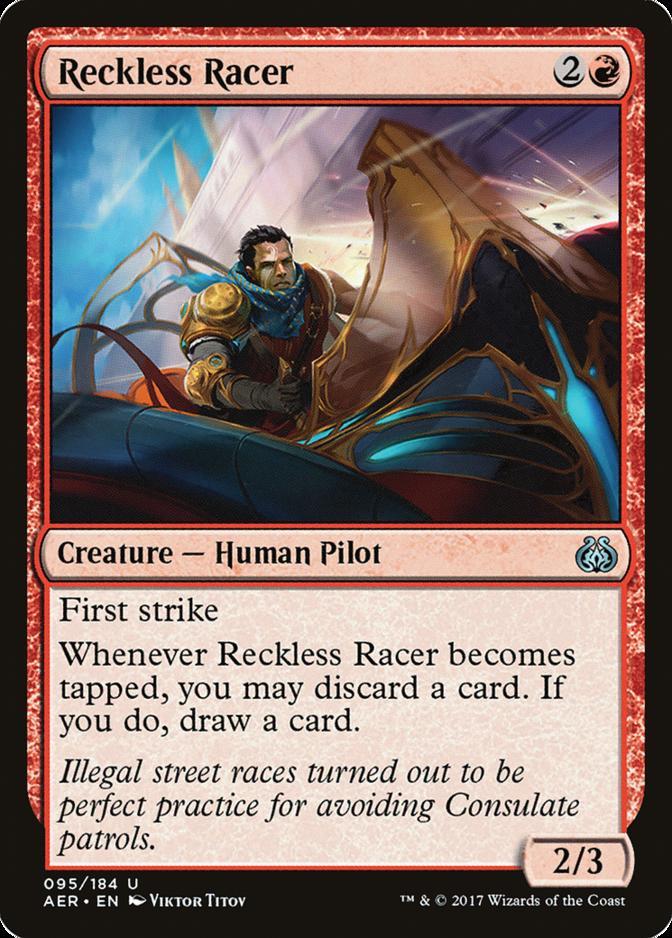 Reckless Racer [AER]