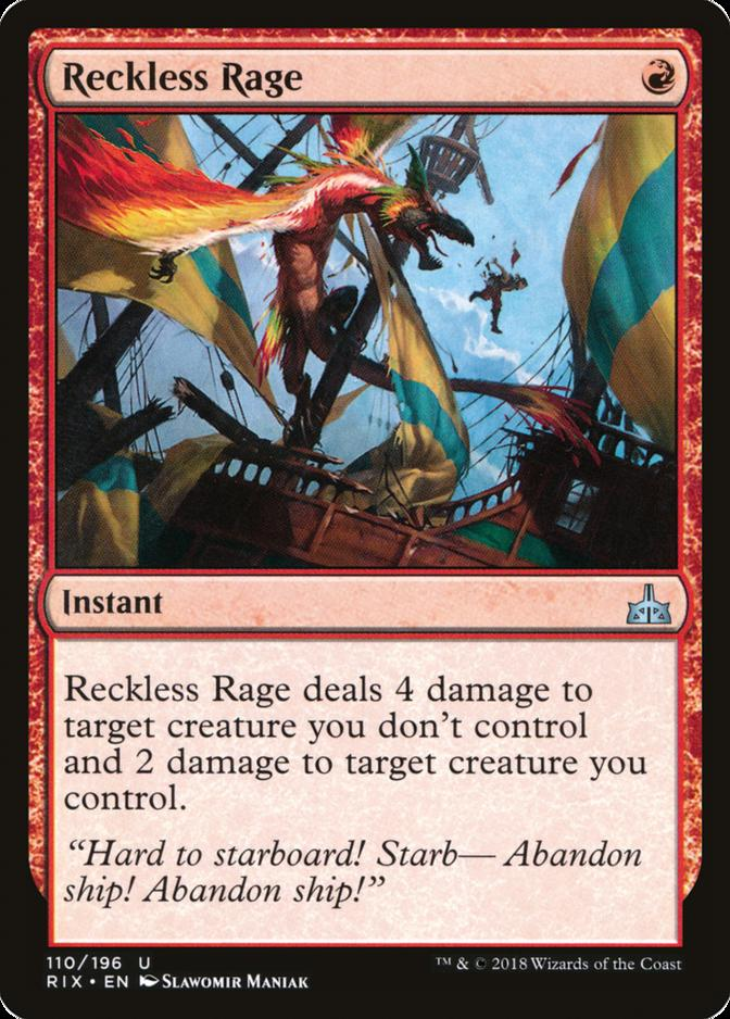 Reckless Rage [RIX]