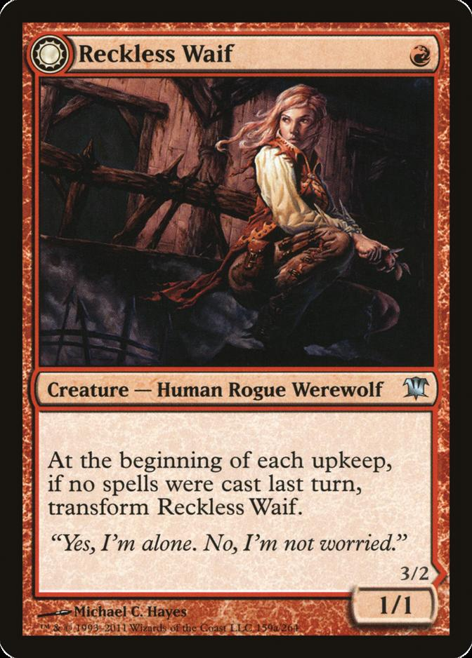 Reckless Waif [ISD]