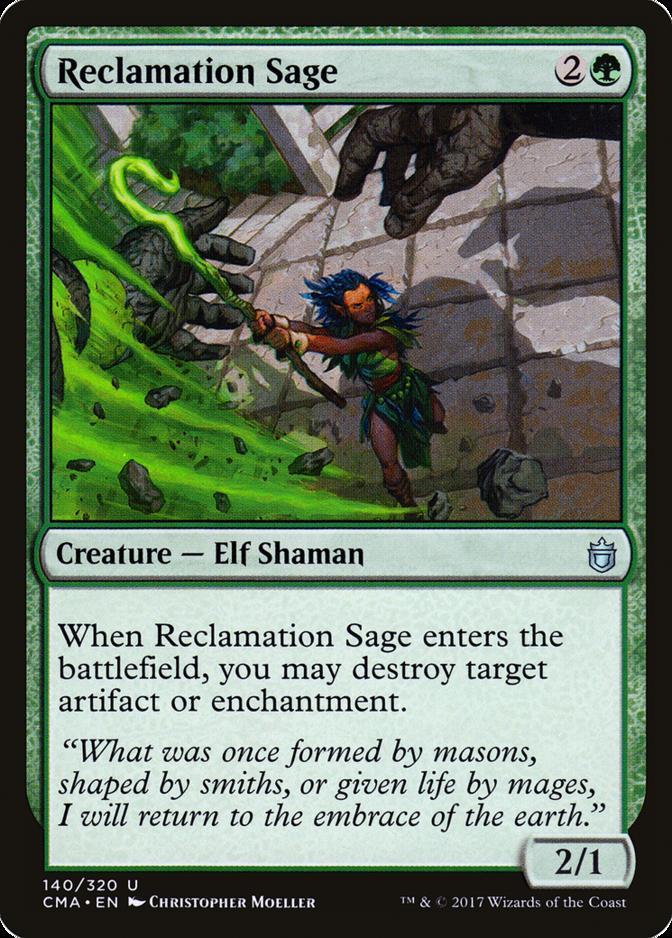 Reclamation Sage [CMA]