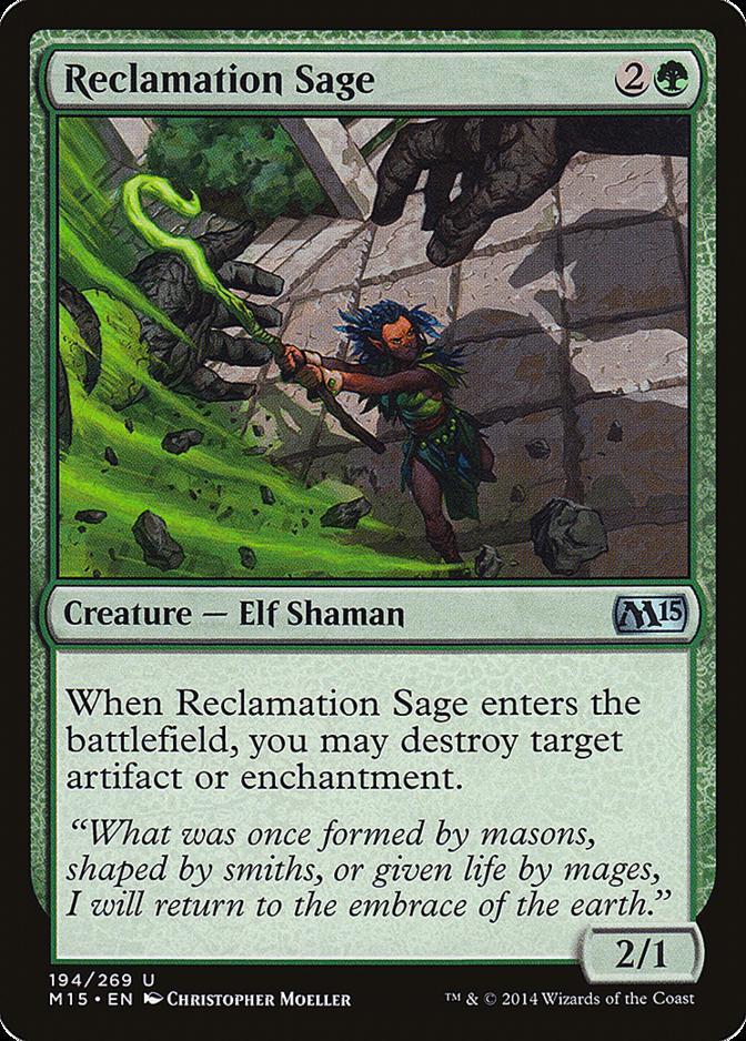 Reclamation Sage [M15] (F)
