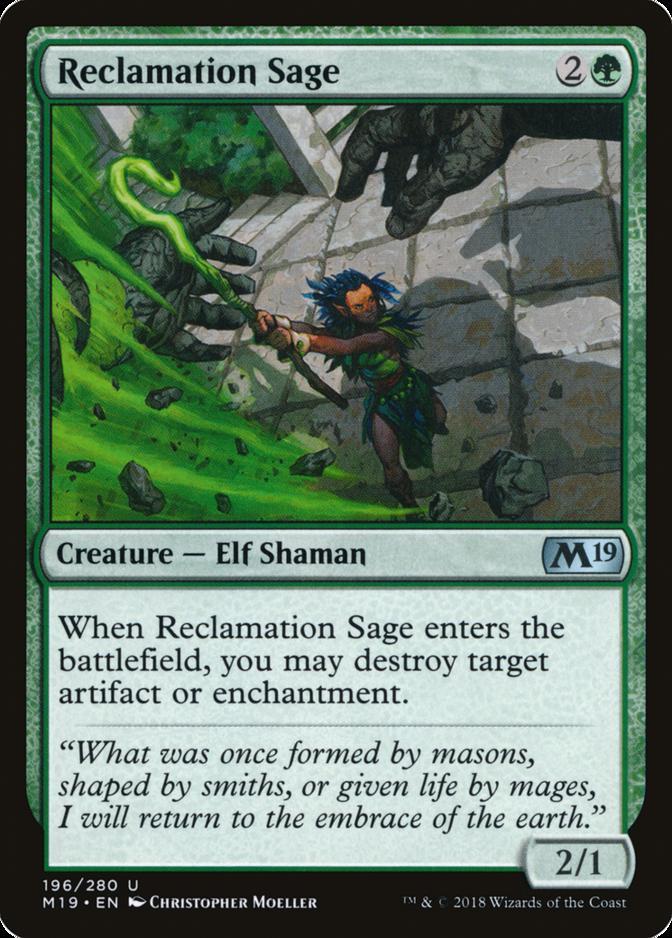 Reclamation Sage [M19] (F)