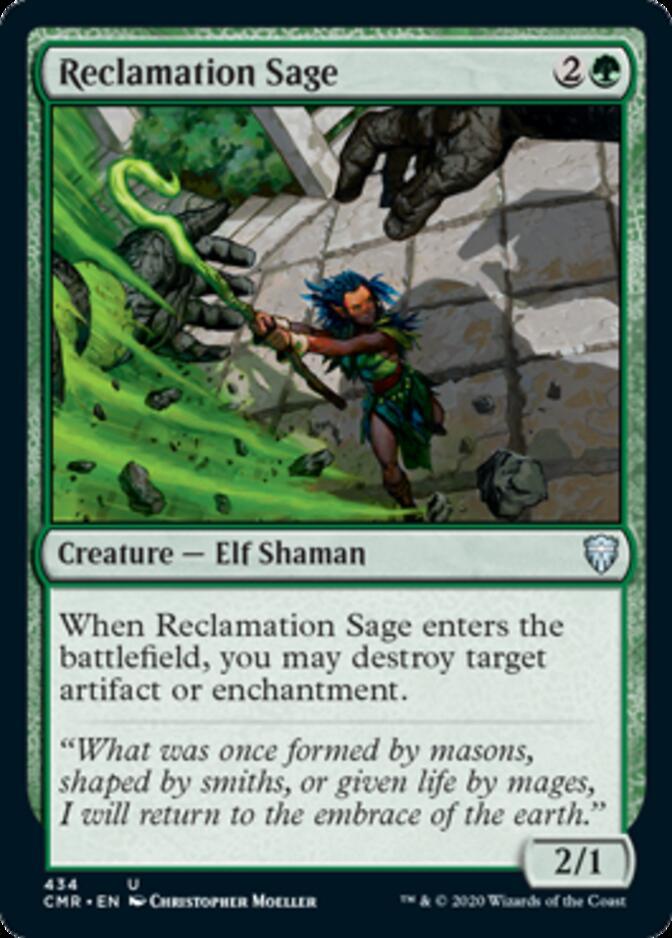 Reclamation Sage <precon> [CMR]