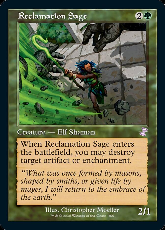 Reclamation Sage <timeshifted> [TSR]