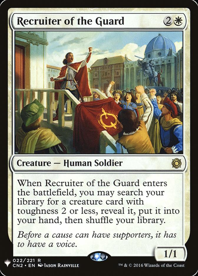 Recruiter of the Guard [MB1]