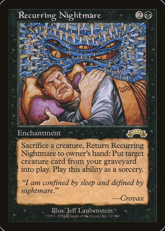Recurring Nightmare [EX]