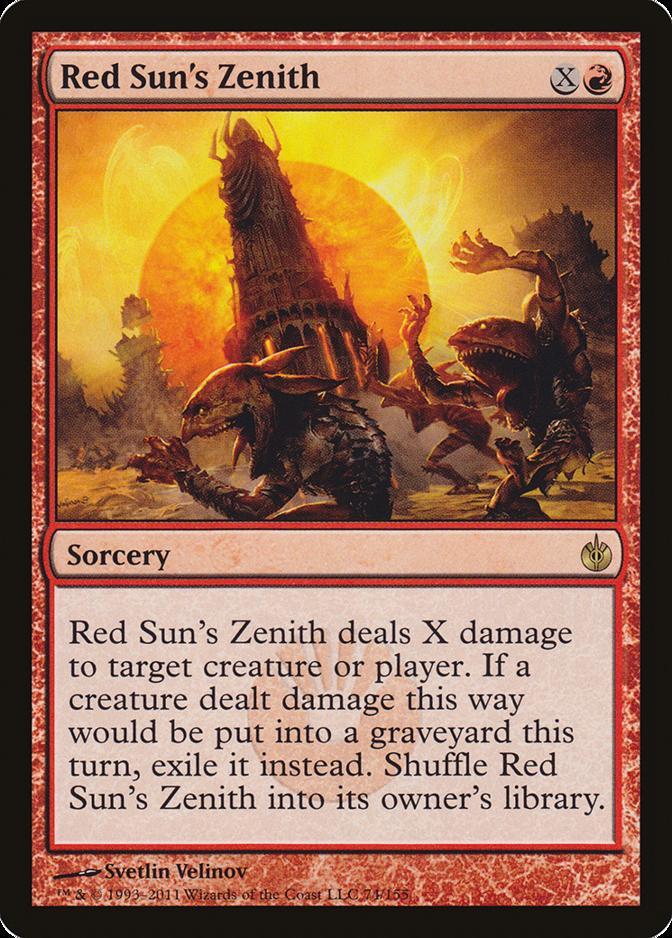 Red Sun's Zenith [MBS]