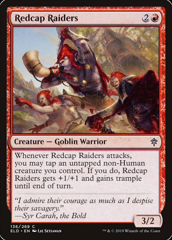 Redcap Raiders [ELD]